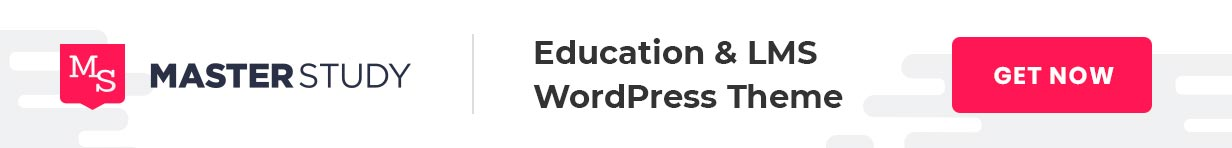 Education WordPress Theme with advanced LMS