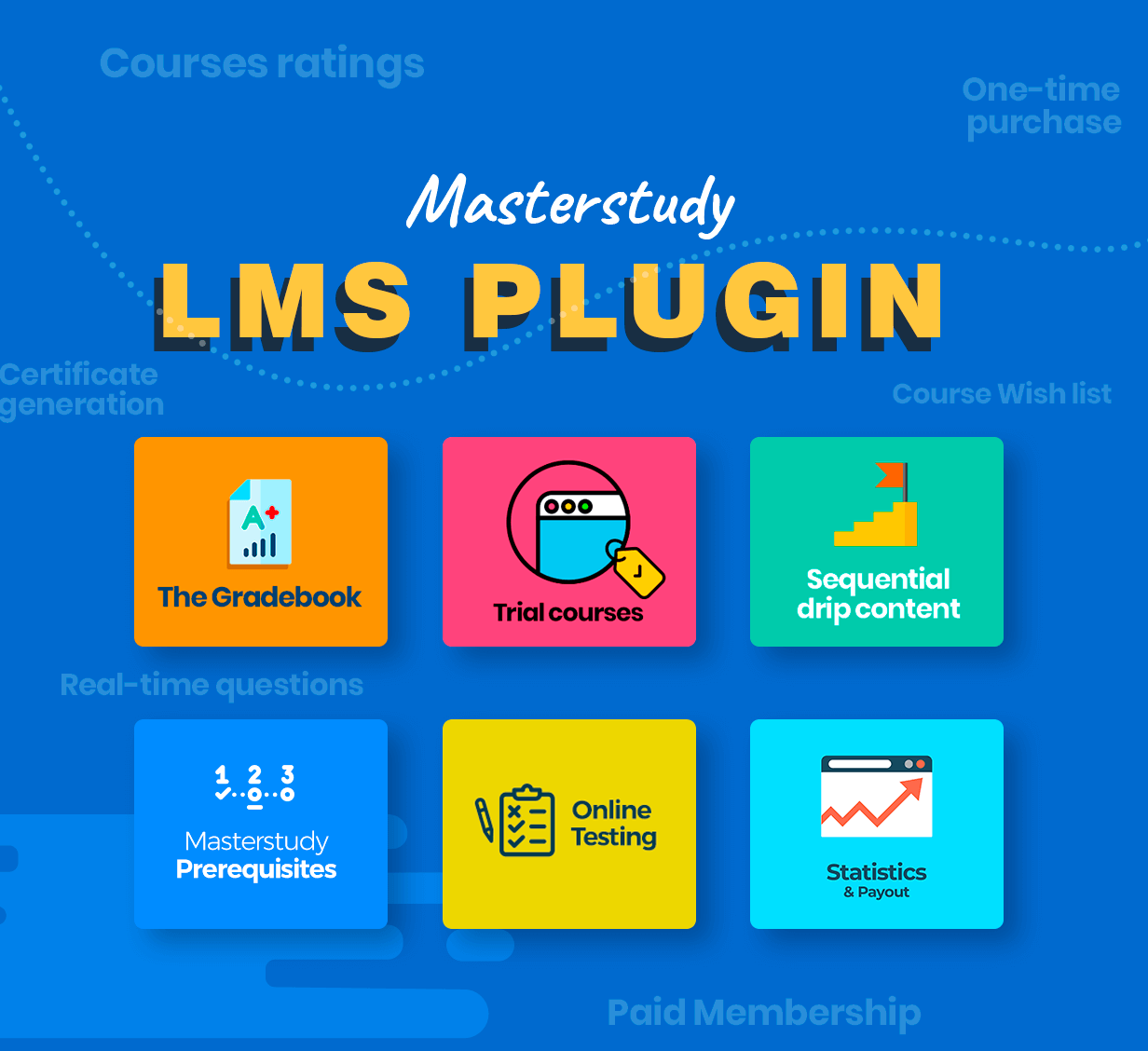 Education WordPress Theme - Masterstudy - 1