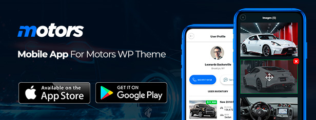 Motors - Car Dealer, Rental & Classifieds WordPress theme - 3