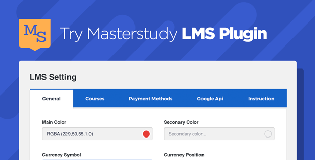 Masterstudy Education - LMS WordPress Theme for Education, eLearning and Online Courses - 1