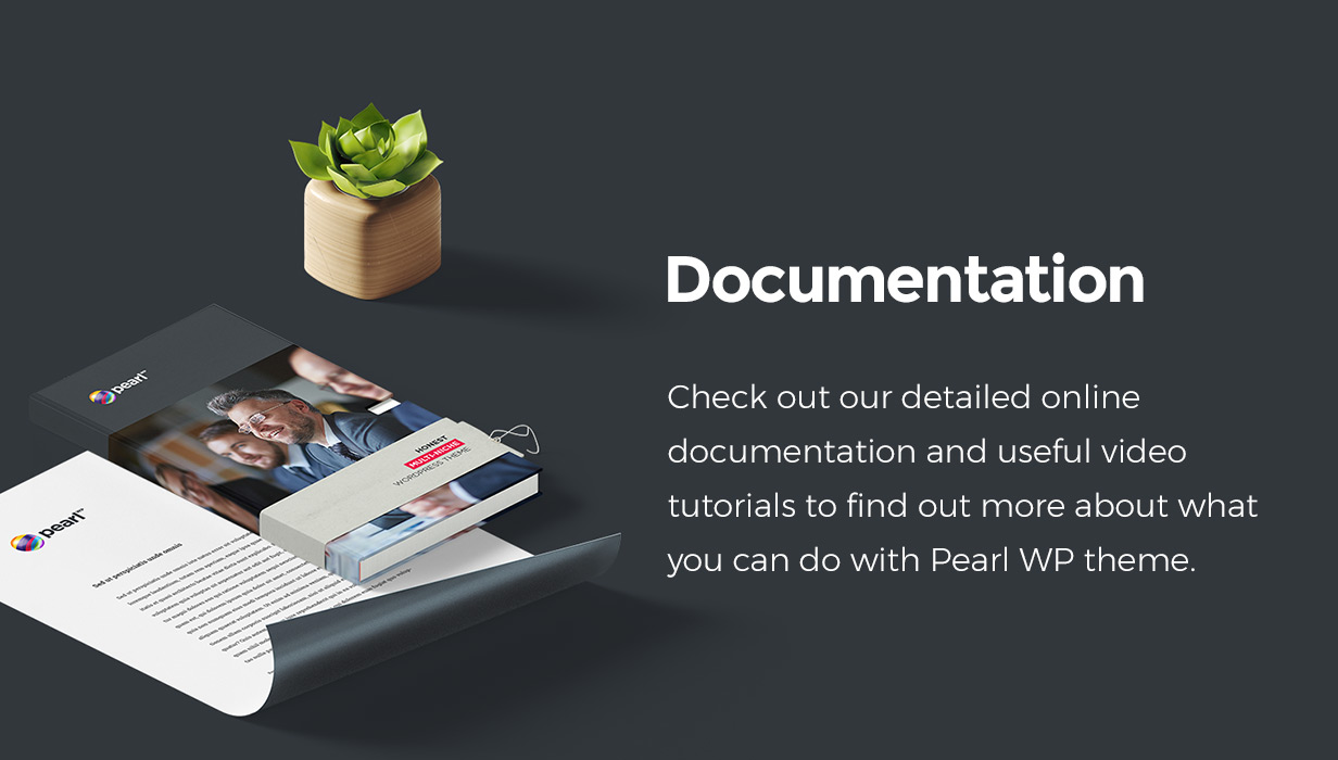 Pearl - Corporate Business WordPress Theme - 17