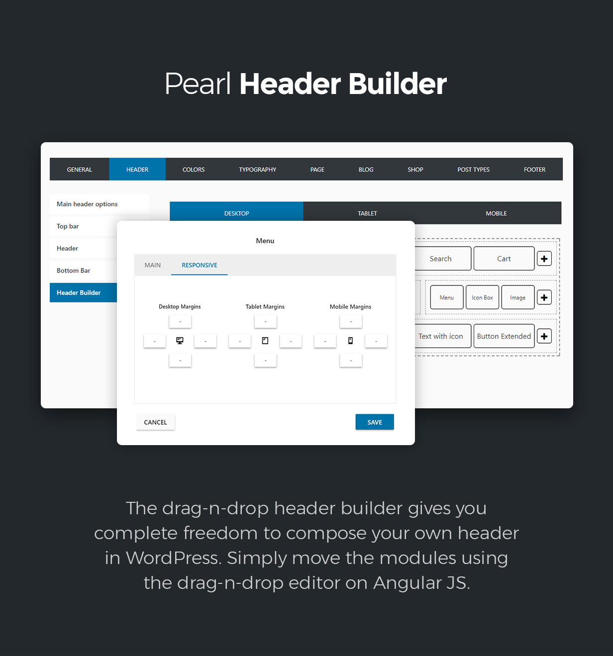 Pearl - Corporate Business WordPress Theme - 6