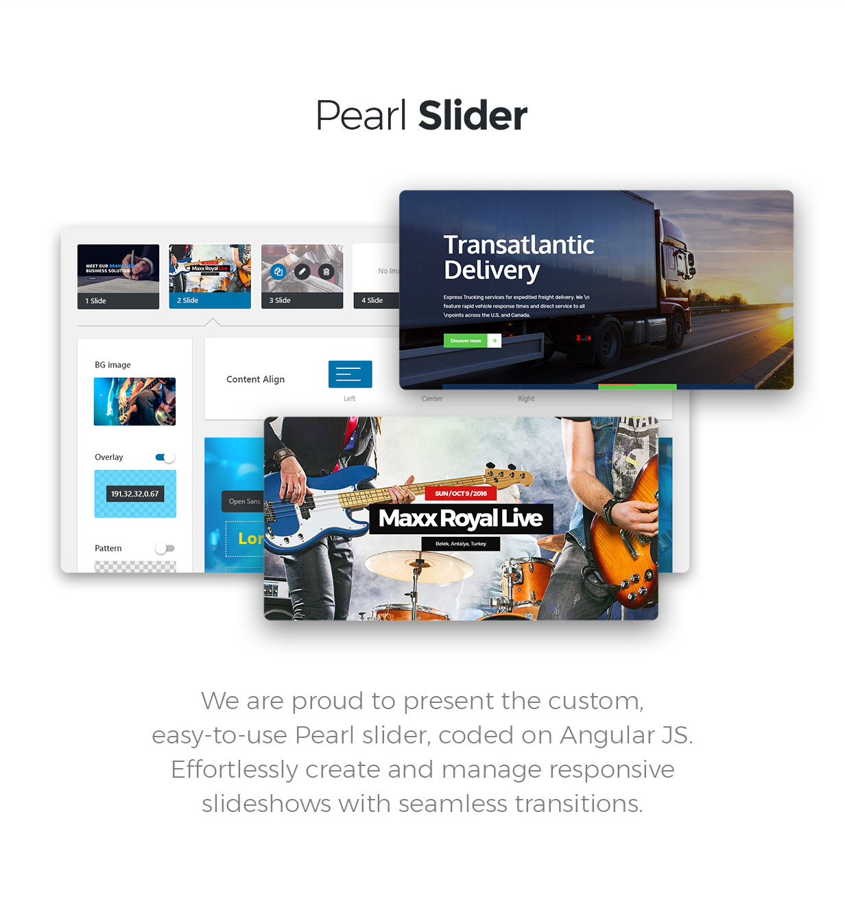 Pearl - Corporate Business WordPress Theme - 4