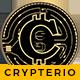 Crypterio – ICO Landing and Cryptocurrency WordPress Theme