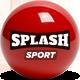 Splash – Sports Theme for Basketball, Football, Soccer and Baseball Clubs