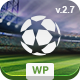 Champion – Soccer & Football WordPress Theme