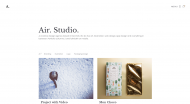 Air Creative Business Theme