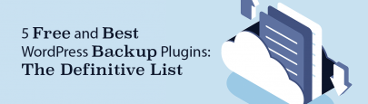 Free best WordPress backup plugins