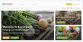 Homepage 2 – Catalog RawOrganic theme
