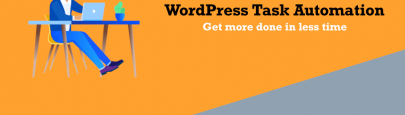 wordpress task automation