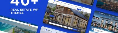 40+ Best Real Estate WordPress Themes in 2020